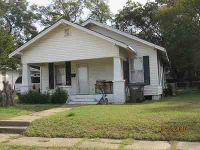 Ardmore, Lone Grove Single Family Home For Sale: 426 Wheeler