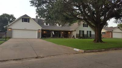 Single Family Home For Sale: 2215 Ridgeway