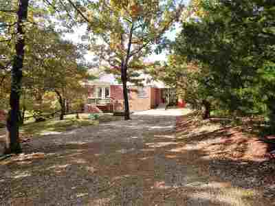 Sulphur OK Single Family Home For Sale: $239,000