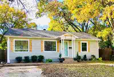 Single Family Home For Sale: 321 SW N Street