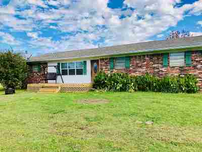Residential Acreage For Sale: 13184 Sartin Road