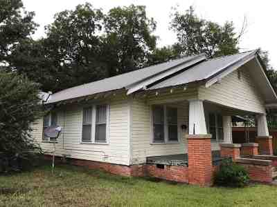 Carter County Single Family Home For Sale: 419 NW 7th Street