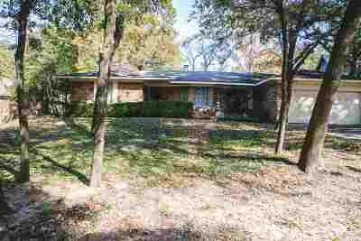 Single Family Home For Sale: 910 Hickory Drive