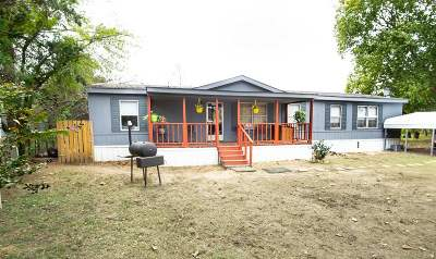 Thackerville Single Family Home For Sale: 11929 Fairview Road
