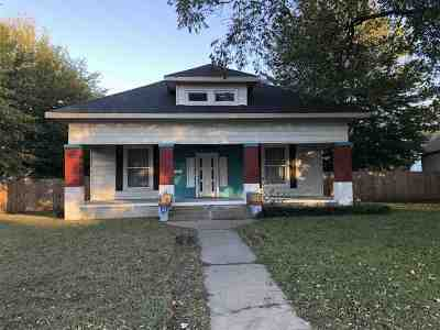 Ardmore OK Single Family Home New: $114,900