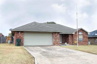 Lone Grove OK Single Family Home New: $159,900