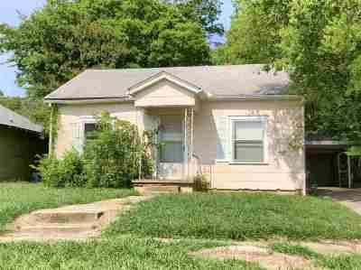 Single Family Home New: 1305 Hargrove