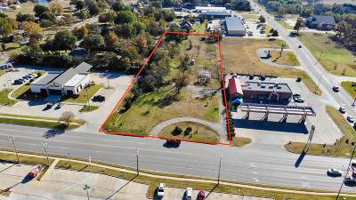 Ardmore OK Commercial New: $1,600,000