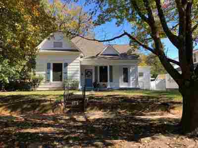 Single Family Home For Sale: 316 SW F Street