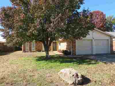 Ardmore OK Single Family Home For Sale: $139,500
