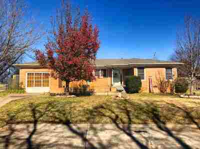 Single Family Home Pending: 1109 Circle Drive