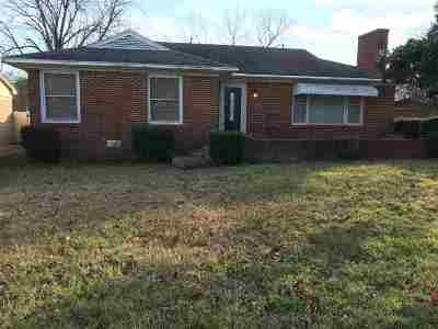 Carter County Single Family Home New: 1008 Davis