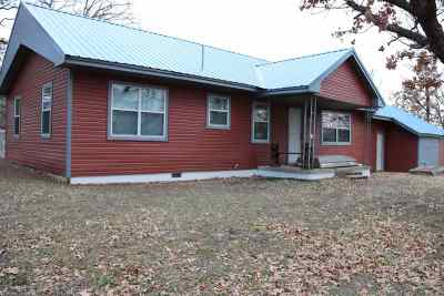Single Family Home For Sale: 2393 Masters Road