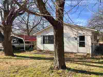 Johnston County Single Family Home Contingent-Take Backups: 401 S Delaware