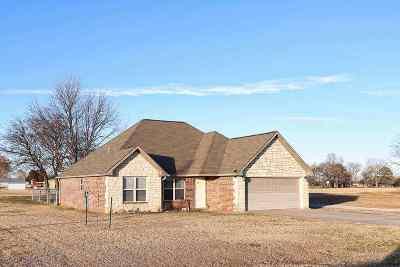 Burneyville Single Family Home Pending: 9 Buffalo Place