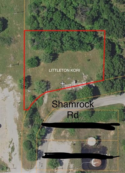 Carter County Residential Lots & Land For Sale: Shamrock Road