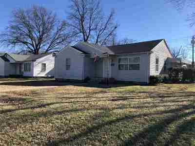 Carter County Single Family Home For Sale: 726 Maxwell