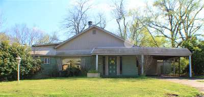 Ardmore OK Single Family Home For Sale: $19,000