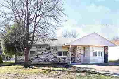 Ardmore OK Single Family Home For Sale: $79,900