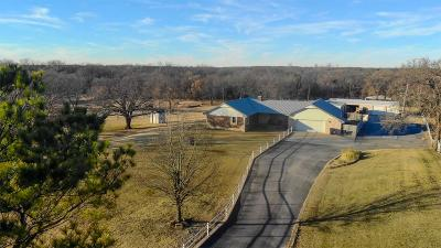 Residential Acreage For Sale: 2832 Enterprise Road