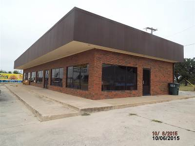 Carter County Commercial For Sale: 16918 Us Hw 77