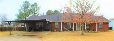 Ardmore OK Single Family Home New: $215,000