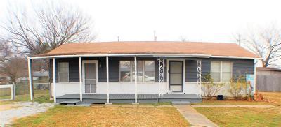 Healdton Single Family Home Contingent-Take Backups: 39 Seminole