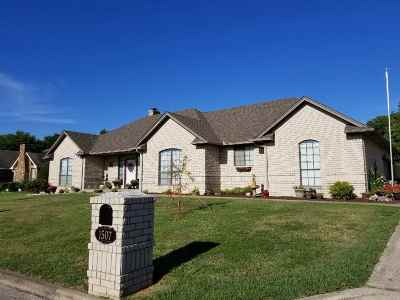 Ardmore OK Single Family Home New: $306,425