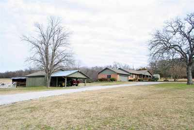 Carter County Residential Acreage For Sale: 2074 Sandy Creek Road