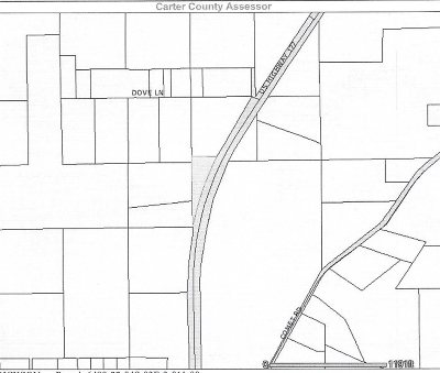 Carter County Residential Lots & Land For Sale: 3443 Hwy 177
