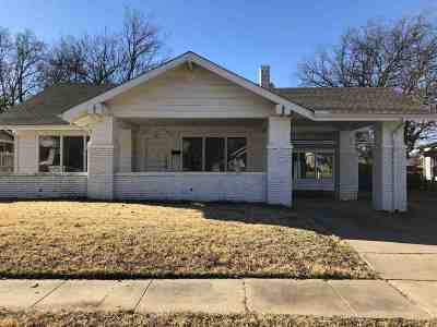Ardmore Single Family Home For Sale: 325 Wheeler