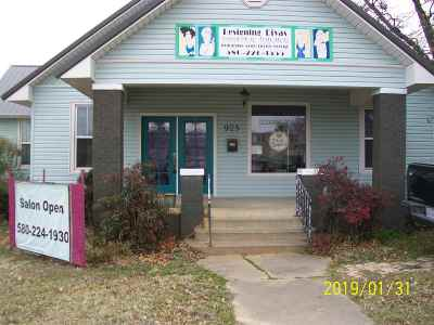 Carter County Commercial For Sale: 925 Main