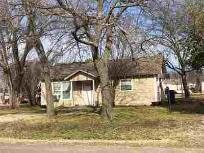 Garvin County Single Family Home For Sale: 200 E State Street