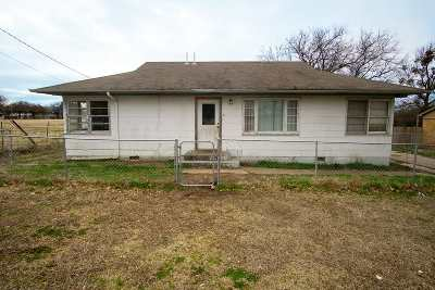 Ardmore Single Family Home For Sale: 928 SE 9th Street