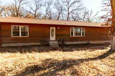 Residential Acreage For Sale: 894 Bronco Road