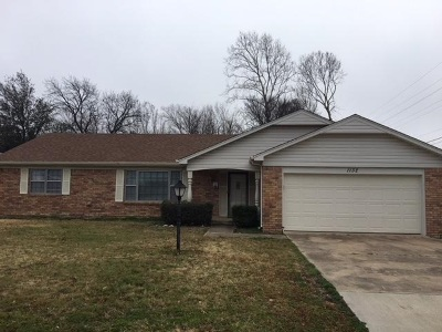 Single Family Home For Sale: 1132 Melody Drive