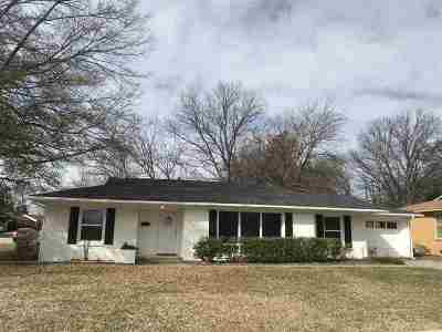 Ardmore Single Family Home New: 1005 Circle Drive