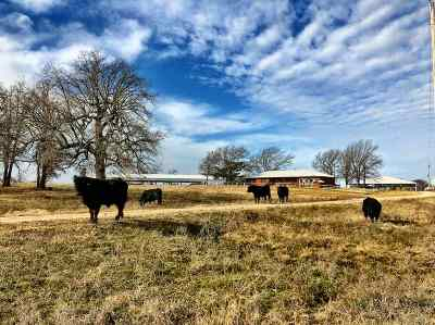 Residential Acreage For Sale: 187625 2990 Road