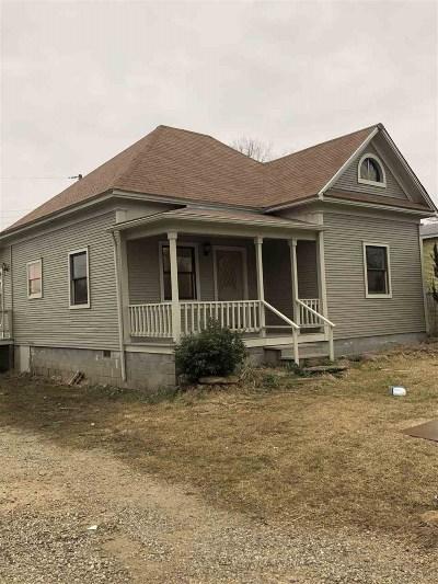 Sulphur OK Single Family Home For Sale: $49,900
