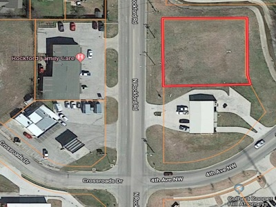 Commercial New: Tbd N Rockford Road