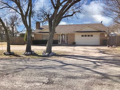 Lone Grove Single Family Home For Sale: 99 Church