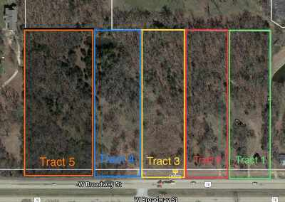 Ardmore Residential Lots & Land For Sale: Tbd 2.23 Acres W Broadway