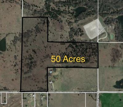 Carter County Residential Lots & Land For Sale: Tbd 50 Acres Tumbleweed