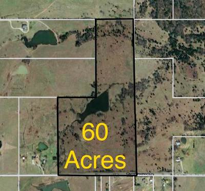 Carter County Residential Lots & Land For Sale: Tbd 60 Acres Tumbleweed