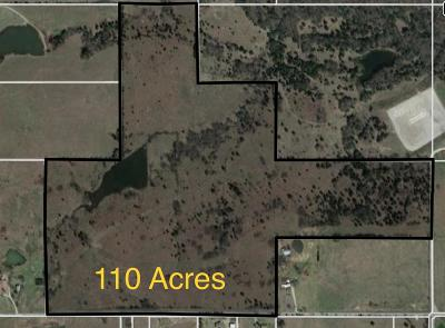 Carter County Residential Lots & Land For Sale: Tbd 110 Acres Tumbleweed