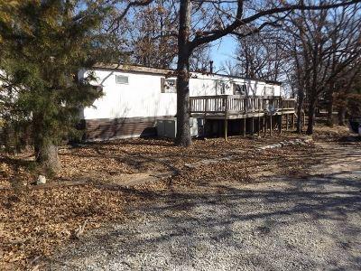 Sulphur OK Single Family Home For Sale: $35,000