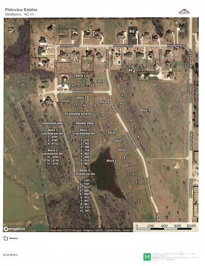 Ardmore Residential Lots & Land For Sale: 4109 Meadowlark Road