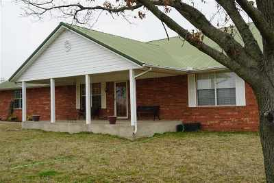 Ardmore OK Residential Acreage For Sale: $350,000