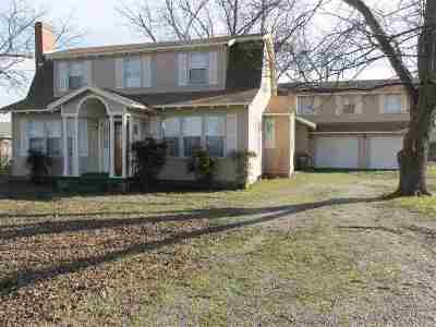 Johnston County Single Family Home Pending: 1106 E Main