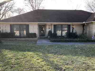 Ardmore OK Single Family Home For Sale: $180,000